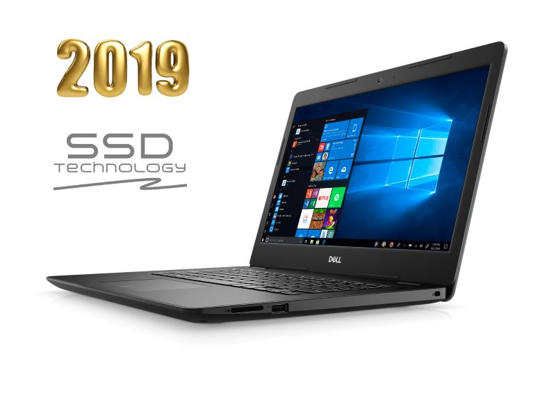 2019 New Dell Inspiron 3493 10th gen Core i5-1035G4/8G/128SSD/14inHD/W10H